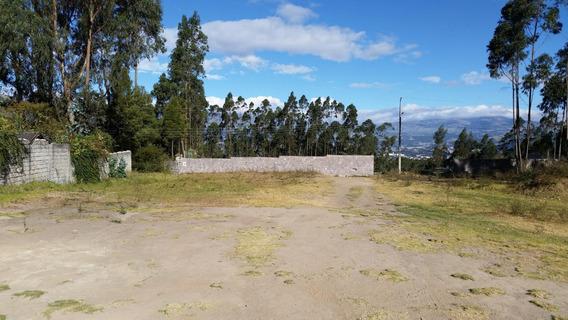 Vendo Terreno De 2500m La Armenia P3 Valle De Los Chillos
