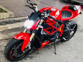 Ducati Streetfighter 848 Monster Diavel Honda Yamaha