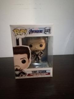 Funko Pop Tony Stark N° 449
