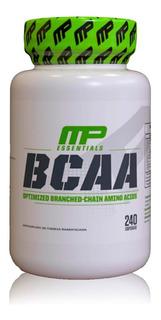 Bcaa 240 Cápsulas - Muscle Pharm