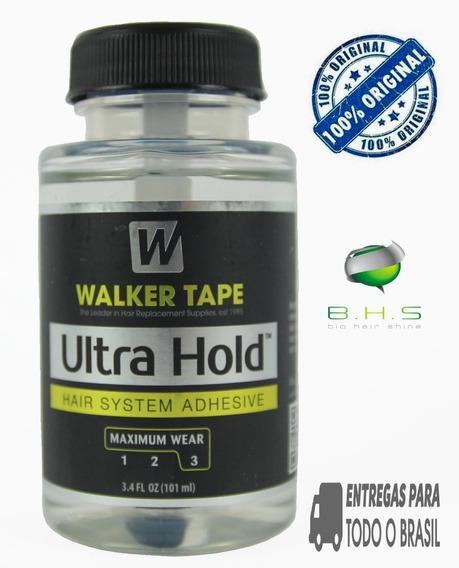 Cola Ultra Hold 101 Ml Com Pincel ( Para Prótese Capilar )