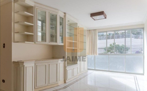 Apartamento Para Venda / Locação No Bairro Santa Cecília Em São Paulo - Cod: Ja16208 - Ja16208