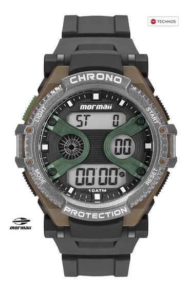 Relógio Mormaii Acqua Pro Masculino Garantia Technos C/ Nfe
