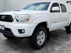 Toyota Tacoma Trd Sport Blanco 2015