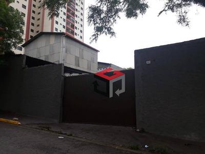 Terreno À Venda, 900 M² Por R$ 2.600.000 - Vila Euclides - São Bernardo Do Campo/sp - Te4703
