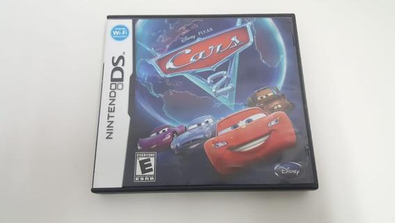 Jogo Cars 2 - Nintendo Ds - Original