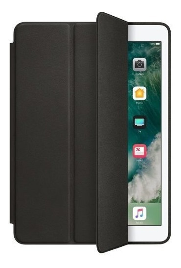 Capa Smartcase Para Apple iPad Air 3 10.5 Preta + Película