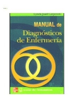 Manual De Diagnosticos De Enfermeria Carpenito 9na Edicion