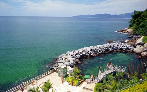 Apto 3 Quartos Resort Completo