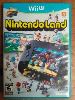 Juego Nintendo Wii U Nintendoland