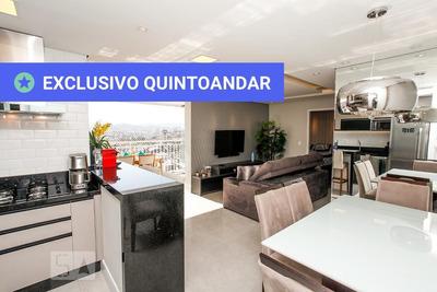 Apartamento No 15º Andar Mobiliado Com 2 Dormitórios E 2 Garagens - Id: 892932473 - 232473