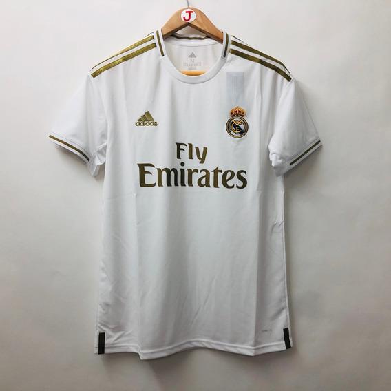 Camisa Nova Real Madrid 2019/2020 Envio Imediato