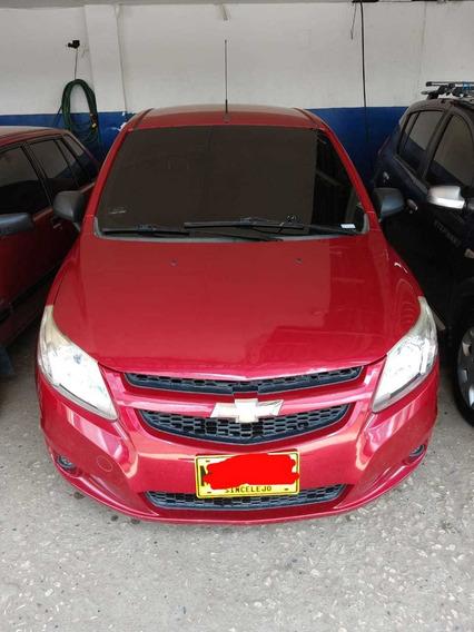 Chevrolet Sail Ls - Mod 2013. 4 Puertas