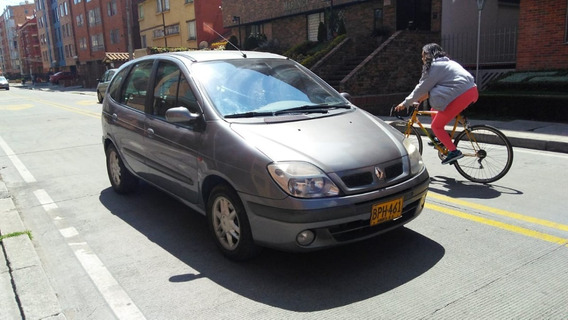 Renault Scénic Motor 1.600c.c Mecánica Fullequipo Abs Frenos