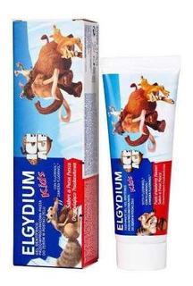 Elgydium Pasta Dental Kids Fresa Fresca (2 A 6 Años) 50ml