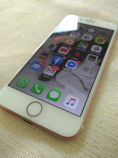 iPhone 7 Rosa Excelente Estado De Conservação