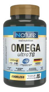 Omega Ultra Tg 1200mg 60 Caps - Nutrata