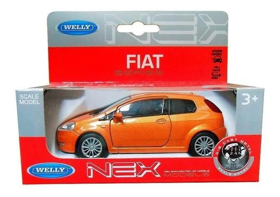 Fiat Punto Welly ( Escala 1 / 38 )