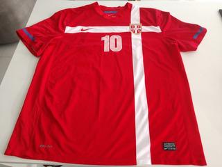 Camisa Seleção Servia & Montenegro - 2009 / 2010 - Away