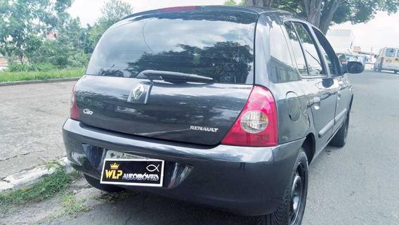 Renault Clio 2007 Aprovo Com Score Baixo