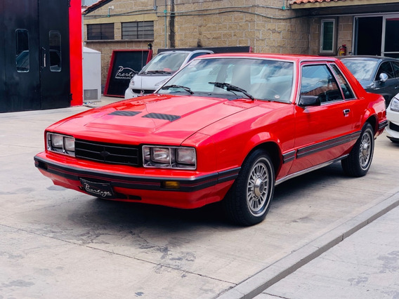 Ford Mustang Hard Top (automatico)año:1982