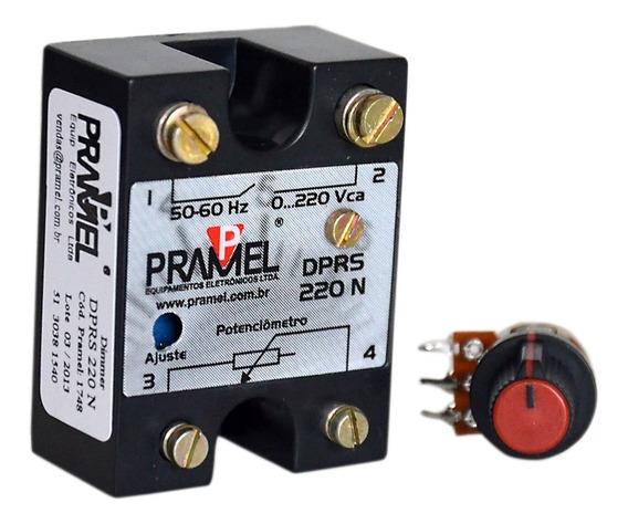 Variador De Potência / Dimmer Dprs - 220v / 2000w / Pramel