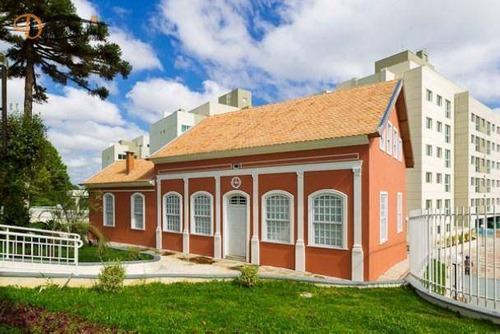 Casa Com 4 Dormitórios À Venda Por R$ 800.000,00 - Mercês - Curitiba/pr - Ca0078
