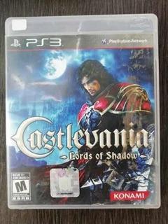 Castlevania Lords Of Shadow Para Ps3 Sellado Nuevo