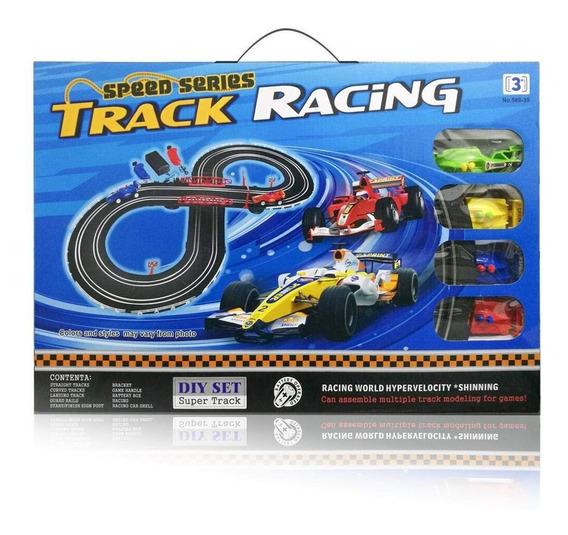 Pista De Autos Tipo Scalextric Track Racing Formila 1 Ck