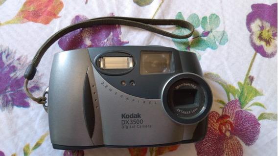 Maquina Fotográfica Kodak Dx-3500 Antiga 03/20 #75