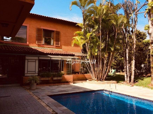 Casa Com 5 Dormitórios À Venda, 470 M² Por R$ 2.000.000,00 - Alphaville 06 - Santana De Parnaíba/sp - Ca3392