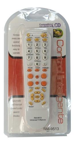 Control Remoto Universal Para Tv Compatible 100 Marcas Lcd