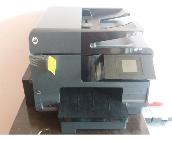Impressora Hp Officejet 8610 Com Bulk Ink