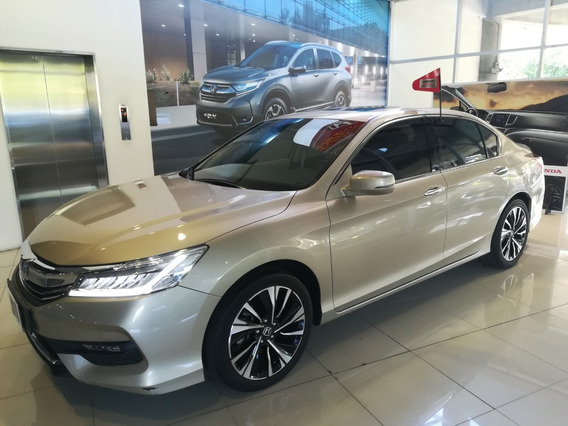 Honda Accord Exl 2016 At Champagne