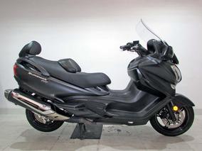 Suzuki Burgman 650 Executive 2018 Preta