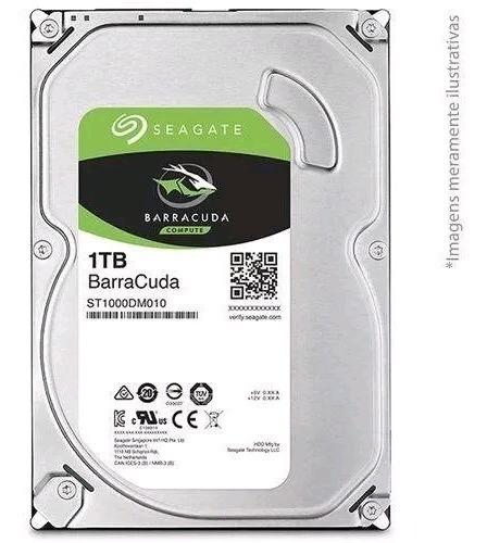 Hd Seagate Desktop 1tb /64mb/sata3 /st1000dm010