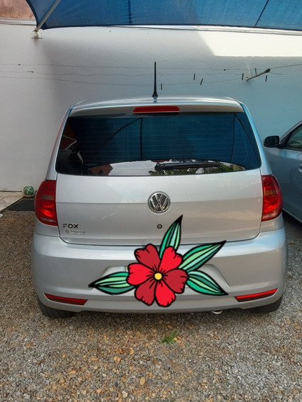 Volkswagen Fox 1.0 Vht Total Flex 3p 2011