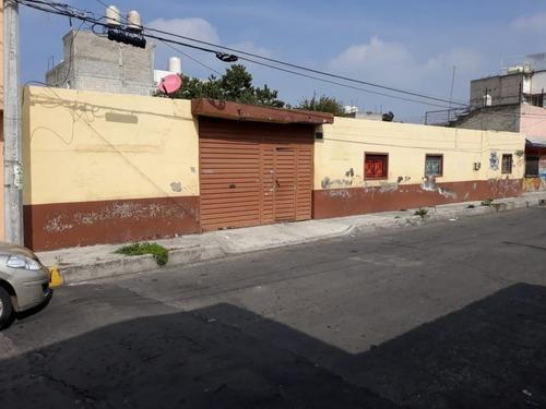 Terreno En Venta En Francisco Villa, Iztapalapa.