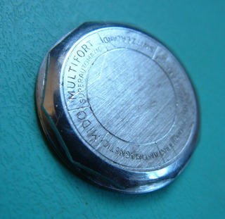 Vintage Reloj Mido Multifort Superautomatic / Solo Tapa