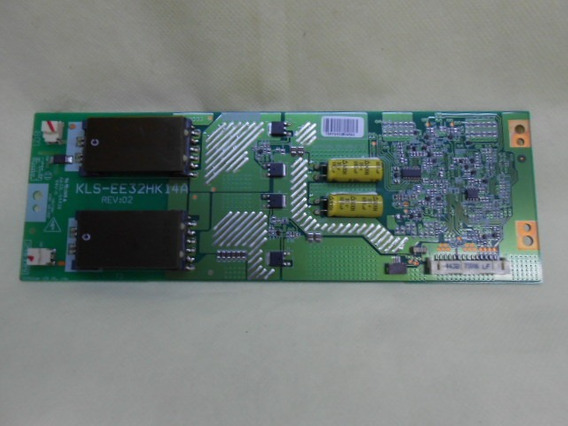 Placa Inverter Kls-ee32hk14a Tv Cce Tlcd-32x/ Olévia532-b31
