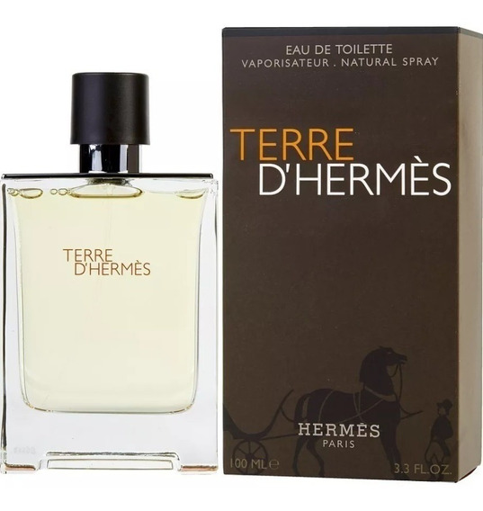 Perfume Masculino Terre D`hermes 100ml - Importado