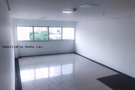 Sala Comercial Para Locação Em São Paulo, Vila Leopoldina, 2 Banheiros, 1 Vaga - 4906