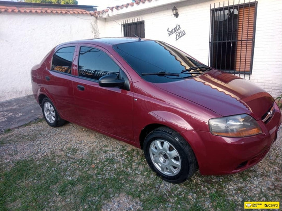 Chevrolet Aveo Sincronico