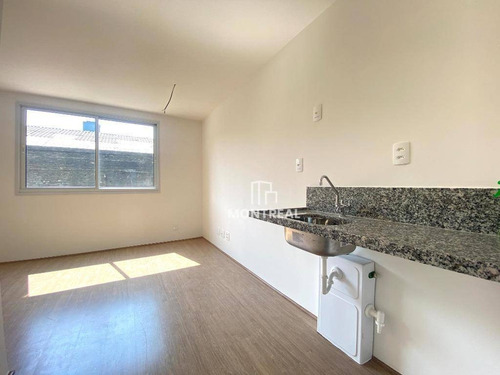 Apartamento À Venda, 35 M² Por R$ 235.000,00 - Brás - São Paulo/sp - Ap1470