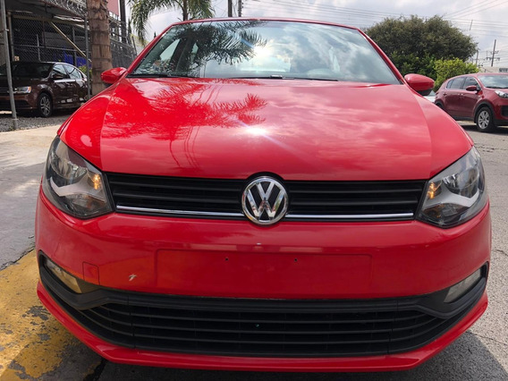 Volkswagen Polo 1.6 Startline Tiptronic At