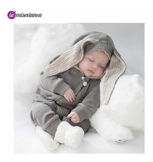Pijama - Disfraz De Conejo Y Coneja Para Bebé