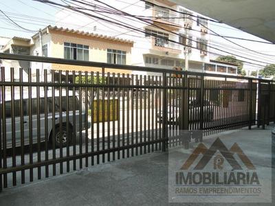 Apartamento Para Venda Em Duque De Caxias, Jardim Vinte E Cinco De Agosto, 2 Dormitórios, 1 Banheiro - 0938