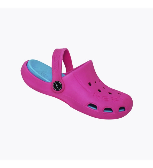 Cholas Zapatos De Playa Sandalias Tipo Cross Niña Y Niño Rs