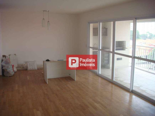 Apartamento À Venda, 123 M² Por R$ 1.350.000,00 - Campo Belo - São Paulo/sp - Ap26878
