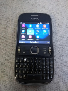 Celular Nokia Asha 302 Em Ótimo Estado Funcionando